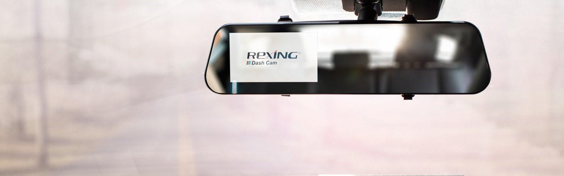 Rexing Dash Cam
